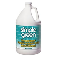 Lime Scale Remover, Wintergreen, 1 gal, Bottle, 6/Carton