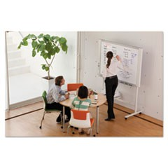 M-17W Series Electronic Copyboard, Two Surface, 78w x 39 2/5h