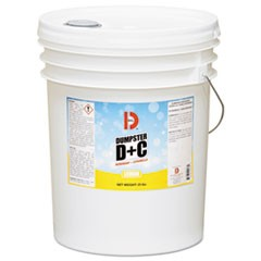 Dumpster D Plus C, Neutral, 25lb, Bucket