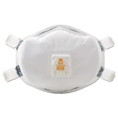 N100 Mask Respirator LIMIT 1 Per Order  NIOSH's highest rated filtration efficiency in a disposable respirator N100