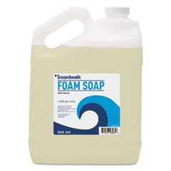 1Foaming Hand Soap, Honey Almond Scent, 1 Gallon Bottle