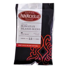 Premium Coffee, Hawaiian Islands Blend, 18/Carton