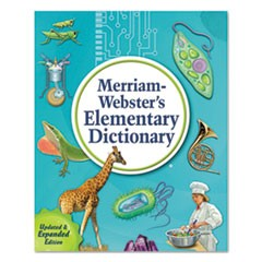 Elementary Dictionary, Grades 3-5, Hardcover, 848 Pages