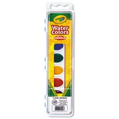 Artista II 8-Color Watercolor Set, 8 Assorted Colors