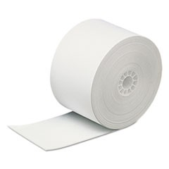 "Direct Thermal Printing Thermal Paper Rolls, 2 5/16"" x 400 ft, White, 12/Carton"