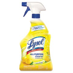 Ready-to-Use All-Purpose Cleaner, Lemon Breeze, 32 oz Spray Bottle