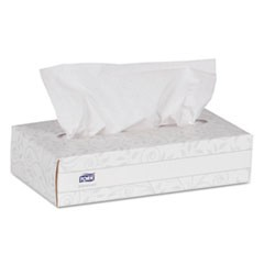 Advanced Extra Soft, 2-Ply Facial Tissue, White, 100/Box, 30 Boxes/Carton