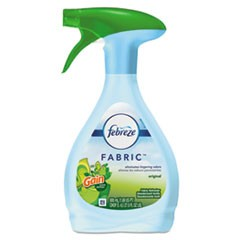 FABRIC Refresher/Odor Eliminator, Gain Original, 27 oz Spray Bottle, 4/Carton