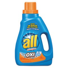 Ultra Oxi-Active Stainlifter, Musk Scent, 46.5oz Bottle