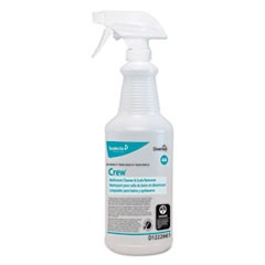 Crew Bathroom Cleaner & Scale Remover Spray Bottle, 32 oz, 12/Carton