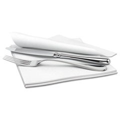 Signature Airlaid Dinner Napkins/Guest Hand Towels, 1-Ply, 15x16.5, 1000/Carton