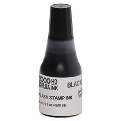 Pre-Ink High Definition Refill Ink, Black, 0.9 oz. Bottle