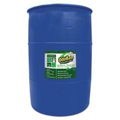 Concentrated Odor Eliminator, Eucalyptus, 55 gal Drum