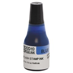 Pre-Ink High Definition Refill Ink, Blue, 0.9 oz. Bottle