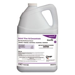Five 16 One-Step Disinfectant Cleaner, 1gal Bottle