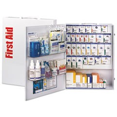 ANSI 2015 SmartCompliance First Aid Station for 150 People, 669 Pieces