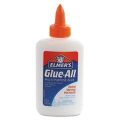 Glue-All White Glue, Repositionable, 4 oz