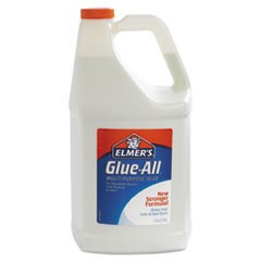 Glue-All White Glue, Repositionable, 1 gal