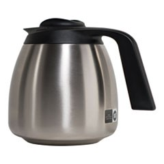 11.9 Liter Thermal Carafe, Stainless Steel/Black