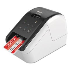 QL810W Ultra-Fast Label Printer with Wireless Networking