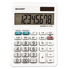 EL-310WB Mini Desktop Calculator, 8-Digit LCD