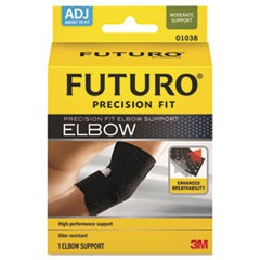 Precision Fit Elbow Support, Black