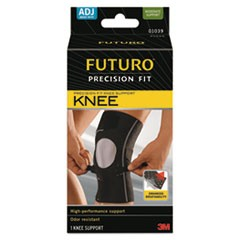 Precision Fit Knee Support, Black