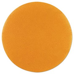 "Abrasive, 5"" Diameter, 180 Grit, Yellow, 48/CT"
