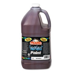 Washable Paint, Brown, 1 gal