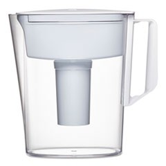 Classic Water Filter Pitcher, 40 oz, 5 Cups