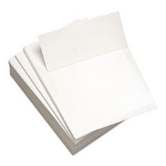 Custom Cut-Sheet Copy Paper, 92 Bright, 24lb, 8 1/2 x 11, White, 500/RM
