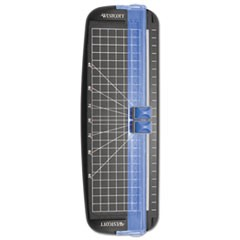 Multi-Purpose Personal Trimmer, 10 Sheets, Plastic, 6.38 x 12