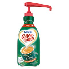 Irish Creme Liquid Creamer, 1.5L Pump Bottle