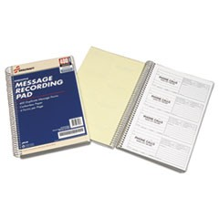 7510013576830 SKILCRAFT Executive Message Recording Pad, 2 5/8 x 6 1/4, 400 Forms