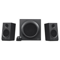 Z333 Multimedia Speakers, Black
