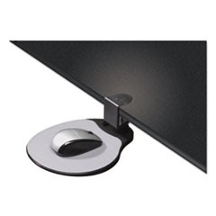 Clamp On Mouse Platform, 7.75 x 8, Black