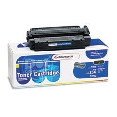 Remanufactured C7115X (15X) Toner, 3500 Page-Yield, Black