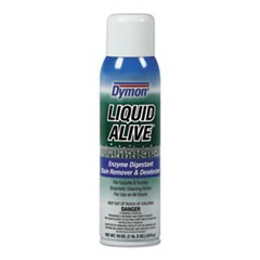 LIQUID ALIVE Carpet Cleaner/Deodorizer, 20oz, Aerosol