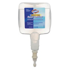 Touchless Dispenser Refill Liquid Hand Sanitizer, 1 Liter