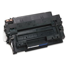 Remanufactured Q6511A (11A) Toner, 6000 Page-Yield, Black