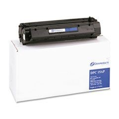 Remanufactured C7115A (15A) Toner, 2500 Page-Yield, Black