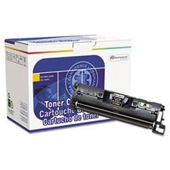 Remanufactured C9700A/Q3960A (121A/122A) Toner, 5000 Page-Yield, Black