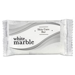 Individually Wrapped Skin Care Bar Soap, Cocoa Butter, # 3/4 Bar, 1000/Carton