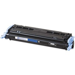 Remanufactured Q6000A (124A) Toner, 2500 Page-Yield, Black