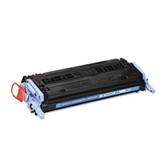 Remanufactured Q6001A (124A) Toner, 2000 Page-Yield, Cyan