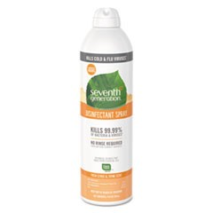 Disinfectant Aerosol Sprays, Fresh Citrus/Thyme, 13.9 oz, Spray Bottle