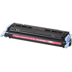 Remanufactured Q6003A (124A) Toner, 2000 Page-Yield, Magenta