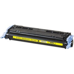Remanufactured Q6002A (124A) Toner, 2000 Page-Yield, Yellow