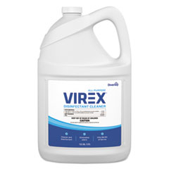 Virex All-Purpose Disinfectant Cleaner, Lemon Scent, 1 gal Container, 2/Carton