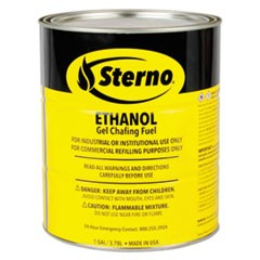 Ethanol Gel Fuel Can, 1 gal